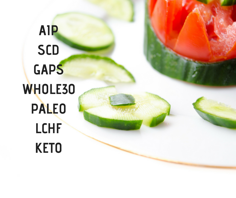 WHOLE30 PALEO IF LCHF KETO