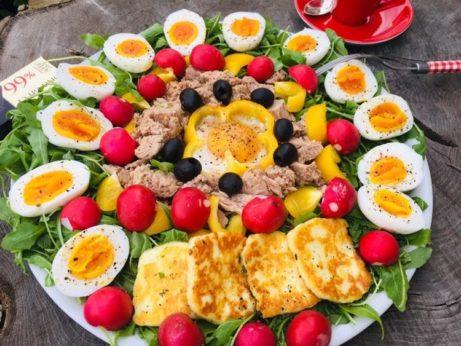 Paleo raňajky