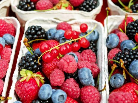 Ovocie, fruktóza